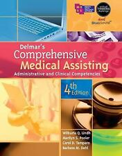 Delmar's Comprehensive Medical Assisting: Administrative and Clinical -ExLibrary