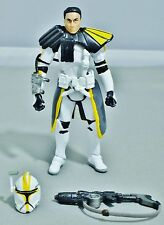 Star Wars: 30th Anniversary 2008 Target ARC TROOPER (YELLOW) (ORDER 66) - Loose