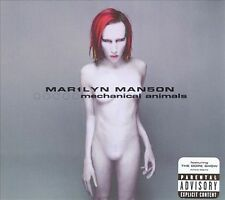 Mechanical Animals [Explicit Version] [PA] by Marilyn Manson (CD, Sep-1998,.BMG
