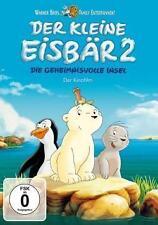 Der kleine Eisbär 2 - Die geheimnisvolle Insel - DVD Film - 2CDs - nur CDs