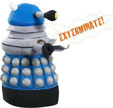 Dr Doctor Who BLUE DALEK Talking Plush 21cm Sound Effects SFX - Underground Toys