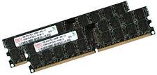2x 4GB = 8GB DDR2 RAM ECC REG 667 Mhz HYMP151P72CP4-Y5 Registered Hynix