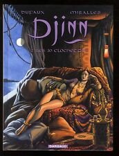 DJINN  Tome 2: Les 30 clochettes   DUFAUX / MIRALLES     DARGAUD  EO  Comme Neuf