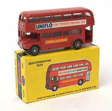 "Budgie Toys No.236 Routemaster Bus ""Uniflo"" * MIB *"
