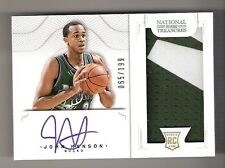 John Henson 12/13 National Treasures RPA Rookie RC Auto Patch #164 SN #65/199