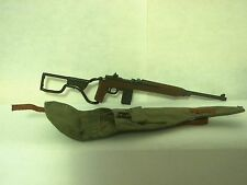 "WWII US Army 101st 82nd AB M1 carbine GI Joe Ultimate Soldier SOTW 1/6 12"" case"