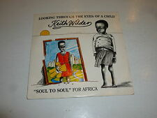"KEITH WILDER - Looking through the eyes of a child - 1988 UK 2-Track 7"" Single"