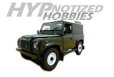 UNIVERSAL HOBBIES 1:18 LAND ROVER DEFENDER 90 DIECAST DRK GREEN 3882