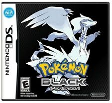 Pokemon - Black Version [Nintendo DS DSI, RPG, Monster Catching] Brand NEW