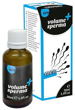 Stimolante sessuale maschile HOT Volume Sperma Men 30 ml