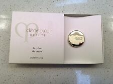 Cle de Peau Beaute La Creme/the cream New in Box Deluxe Sample 2 mL?.07 Oz.