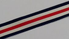 France & Germany Star Full Size Medal Ribbon, Army, Military, WW2,WWII, War