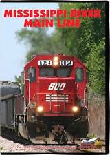 Mississippi River Main Line DVD NEW Highball Canadian Pacific Minnesota Chicago