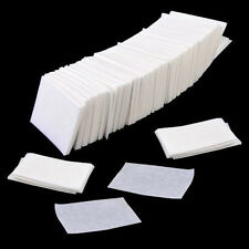 Wholesale 1000pcs Lint Free White Nail Polish Remover Cleaner Wipes