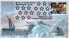 2015, Battle of the Ice Mound, War of 1812, Taylors Island MD, Pictorial, 15-020