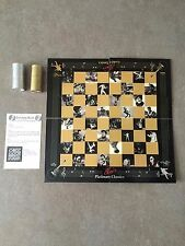 Elvis Presley Checkers & Tic Tac Toe Game With Tin Box