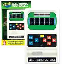 Electronic Football Classic 1970's Handheld Pocket Travel Portable Video Game
