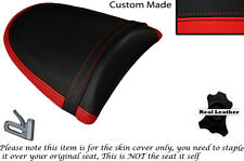 RED & BLACK CUSTOM FITS KAWASAKI Z750 Z1000 04-06 DESIGN 2 REAR SEAT COVER