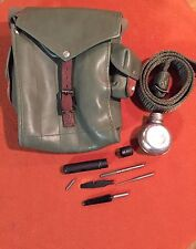 Hungarian 5 Pocket Ak Mag Pouch Romanian Sling, European Single Oiler, Kit