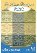 Quilters Paradise Anita Goodesign Embroidery Cd