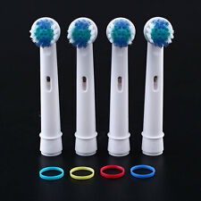Vitality 4Pcs Electric toothbrush Heads for Braun Oral B Oral care Floss