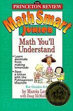 Math Smart Junior: Grade School Math Made Easy (Princeton Review Smart JR. Guide
