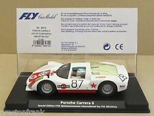 FLY 96079 or E-1501 Martini Porsche Carrera 6 Sp Ed Int'l Toy Fair 1:32 Slot Car