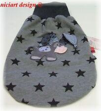 NICIART ♥ NEU PUCKSACK ♥ BABY SCHLAFSACK ♥ ESELCHEN ♥ JERSEY & MOLTON ♥