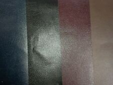 "Bonded Leather, book binding supplies, 12""x24""  burgundy, black,mohogany or blue"