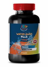 Water Away Pills Reduce Excess Water In The Body. Weight Loss (1 Bottle)