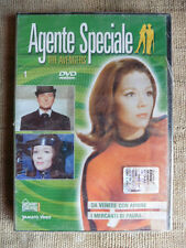 Agente Speciale The Avengers n.1 DVD editoriale