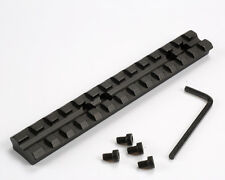 Picatinny/Weaver Rail Scope Mount 13 Slots for SHOTGUN MOSSBERG 500,590,835 T01