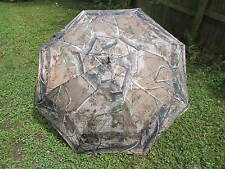 Realtree Camouflage 60 inch golf umbrella