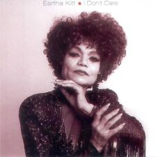 CD EARTHA KITT -  I Don't Care