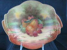 "Royal Winton Grimwades ""Fruit"" Hand Painted Signed Bowl"