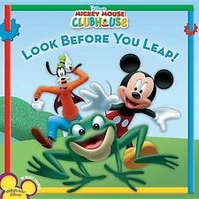 Look Before You Leap! (Mickey Mouse Clubhouse), Higginson, Sheila Sweeny