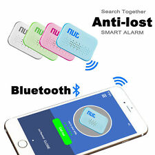 Nut Mini Bluetooth GPS Kids Pet Key Car Bag Tracker Alarm Tag Locator Finder Spy