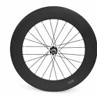 23mm Width Carbon Wheel 88mm Clincher Tubular Road Bicycle Single Wheel 700C