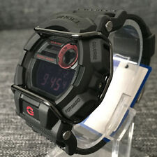 CASIO G SHOCK GD-400-1ER BLACK DIGITAL 4 TIME ZONES DISPLAY WR 200M BRAND NEW