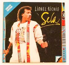RARE 1986 CD SINGLE LIONEL RICHIE SELA GR8  3 TRKS 8 min VERSION SUPER CONDITION