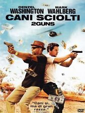 DvD CANI SCIOLTI 2GUNS - 2014 - *** Denzel Washington, Mark Wahlberg ***...NUOVO
