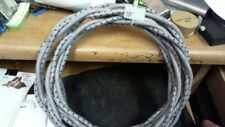 10ft Heavy Duty Western Electric /AIW 10ga SPEAKER WIRE stranded cloth PAIR