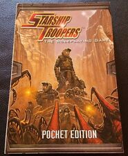 STARSHIP TROOPERS The Roleplaying Game POCKET EDITION 2006 D20 MGP 9208 SC NEW!