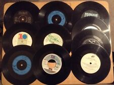 "Joblot Bundle 10 7"" Vinyls Records"