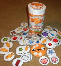 Learning Resources Pop for Shapes Game ~ Early Learning Game ~ Colorful & Fun