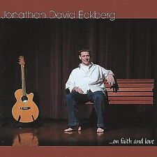 on Faith and Love by Jonathan David Eckberg CD 2004 SEALED NEW Christian