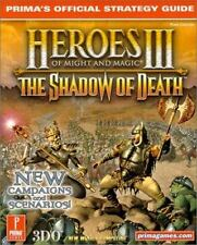 Prima's Official Strategy Guides: Heroes of Might and Magic III : The Shadow...