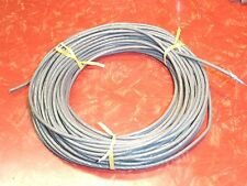 80 Foot Coil Of Computer Data Transfer Grade Silver Plated Coaxial Cable
