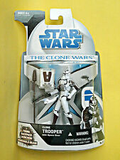 StarWars The Clone Wars 2008 - CLONE TROOPER with Space Gear (No.21)