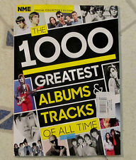 1000 GREATEST Albums & Tracks Of ALL TIME NME SPECIAL COLLECTOR'S EDITION Bowie